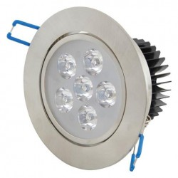 Ugradna LED lampa 6x1W HL675L VERA-6 2700K