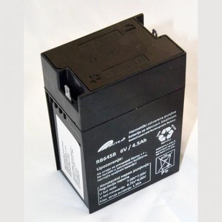 Baterija panik lampe 6V 4.5 Ah
