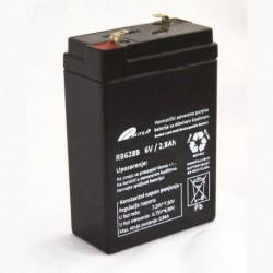 Baterija panik lampe 6V 2.8 Ah
