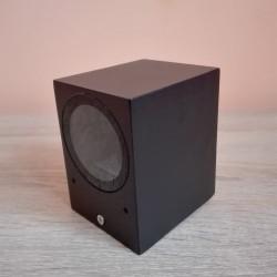 Baštenska zidna lampa WL7434 crna