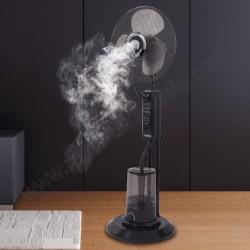 Podni ventilator sa raspršivačem vode ISKRA 40cm FP-1601S sa daljinskim