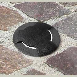 Spoljna ugradna lampa Fumagalli CECI 90 3L crna