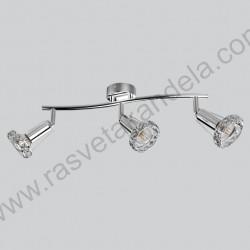 Spot lampa M151130 kristali