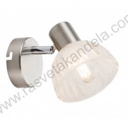 Spot lampa M161110 bela