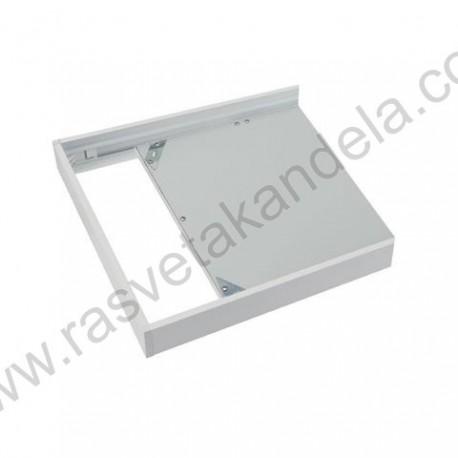 Ram nadgradni za LED PANEL 600x600 FRAME-6060