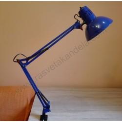 Stona radna lampa M1070 plava