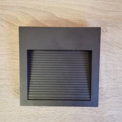 Spoljna nadgradna LED lampa M953025 6W 4000K crna