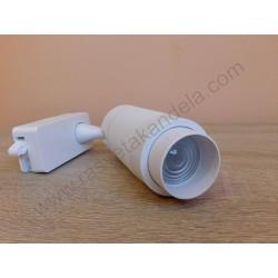 LED šinska svetiljka 15W MONACO 4200K zoomable bela