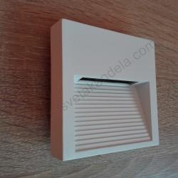 Spoljna nadgradna LED lampa M953033 3W 4000K bela