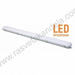 LED vodonepropusna svetiljka 126cm M205602 36W INTEGRISANA 6500K