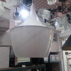 Luster visilica M0806-1 bela