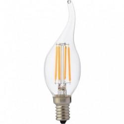 LED sijalica E14 4W FILAMENT FLAME 2700K