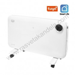 Grejalica podna/zidna Wi-Fi konvektorska FK-WF20D Tuya smart tehnologija