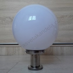 Baštenska stubna lampa M931-S