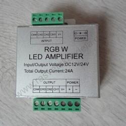 Pojačivač signala za RGBW LED trake AC6328 12V 24A 288W