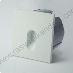 Spoljna ugradna LED lampa M953035 3W 4000K bela