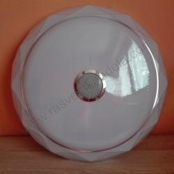 LED plafonjera dijamant sa zvučnikom i daljinskim M205502-BT/RGB 24W