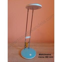 Stona radna LED lampa M1032 2.5W 6400K plava