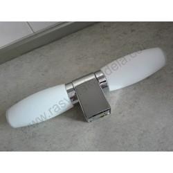 Zidna lampa za kupatilo M063-2 2x40W E14 IP44