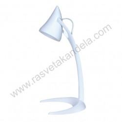 Stona lampa LED Prosto LSL-79/WH 3,2W bela