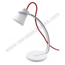 Stona lampa LED Prosto LSL-81/WH 3,2W bela