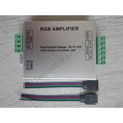 Pojačivač signala za RGB LED trake 24A 288W