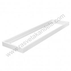 Aluminijumski nadgradni nosač LPN-R30120/W 120x30x3cm