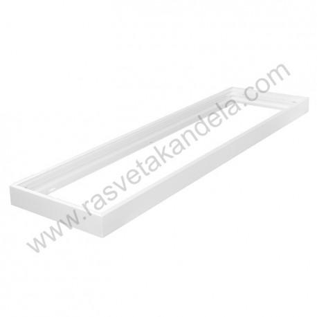 Aluminijumski nadgradni nosač LPN-R301205/A 120x30x5cm