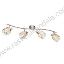 Spot lampa M160740 kristali