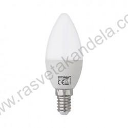 LED sijalica ULTRA-8 E14 8W 6400K
