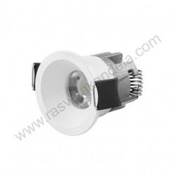 Ugradna LED lampa LUG-PR3-3/W 3W 6400K