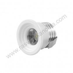 Ugradna LED lampa LUG-OL1-3/W 3W 6400K