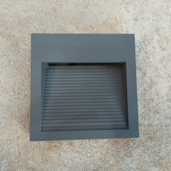 Spoljna nadgradna LED lampa M953025 6W 4000K siva