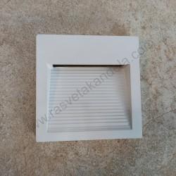 Spoljna nadgradna LED lampa M953025 6W 4000K bela