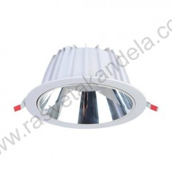 Ugradna LED lampa LUCIA 30W 6400K bela