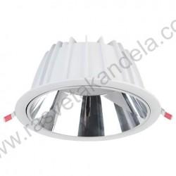 Ugradna LED lampa LUCIA 40W 6400K bela