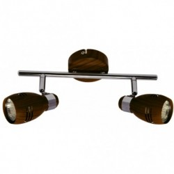 Spot lampa M160120 braon