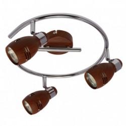 Spot lampa M160132 braon