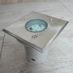 Ugradna LED lampa za ugradnju u beton 1,2W HL941L INCI