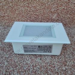 Spoljna ugradna LED lampa M953011 3W 4000K bela