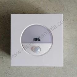 Nadgradno-ugradna LED lampa sa PIR senzorom GOLD 3W 4200K IP20 bela