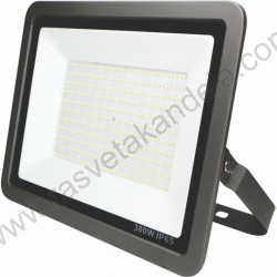 LED reflektor SMD ECO LED 300W M480300-S1 6500K sivi