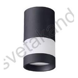 Nadgradna lampa GU10 DONNA-BB crna