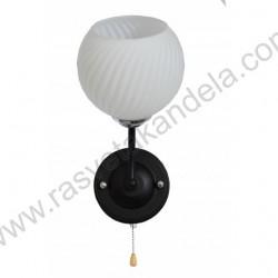 Zidna lampa M11002-1Z sa poteznim prekidačem