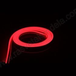 Led traka NEON FLEX MLG-2835 120d IP67 crvena na kotur 50m