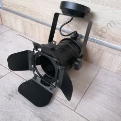 Spot lampa TOP-1Z metalna crna