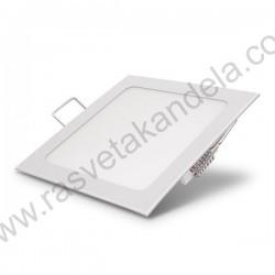 LED panel DL2445 3W 4500K Optonica