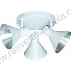 Spot lampa M150531-B bela