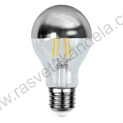 Led sijalica filament TOP SILVER E27 A60 4W 2700K
