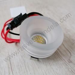 Ugradna LED lampa 3W JULIA 4200K